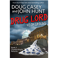 Drug Lord Novel Cover